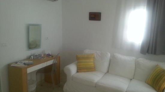 Rocabella Santorini Resort & Spa: ROOM