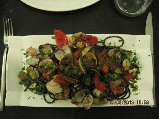 La Tavernetta : Pasta with mussels