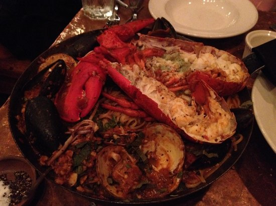 Street and Co.: Lobster Diavolo (for 2, or 3, people!)