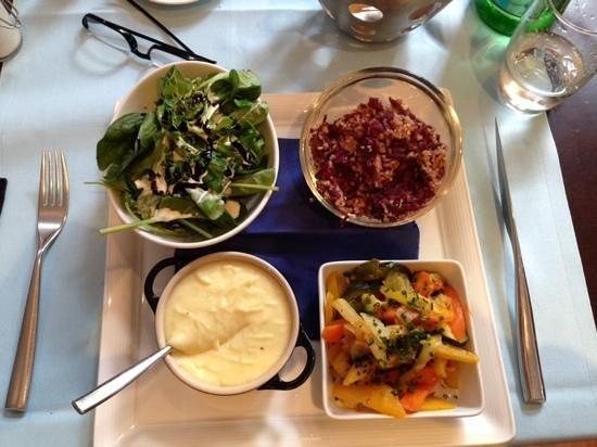 Le 3 rive gauche gen ve cit restaurant avis num ro for Ambiance cuisine geneve