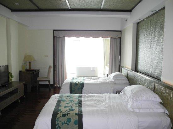 Pattra Resort: Bedroom