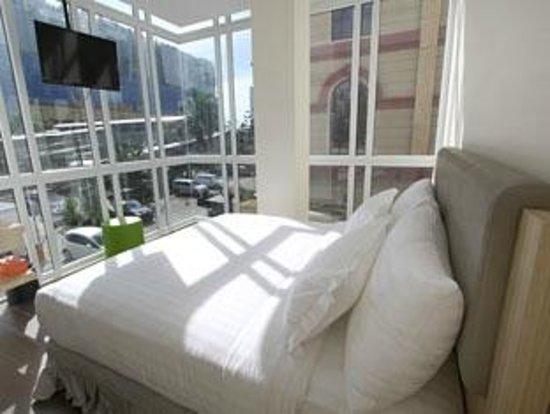 d'primahotel WTC Mangga Dua: Guest Room
