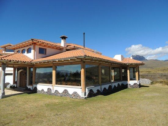 Hacienda Los Mortinos: Hotel Restaurant