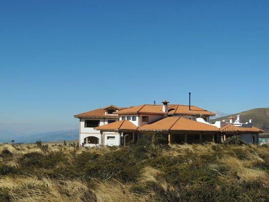 Hacienda Los Mortinos: Hotel gorunds