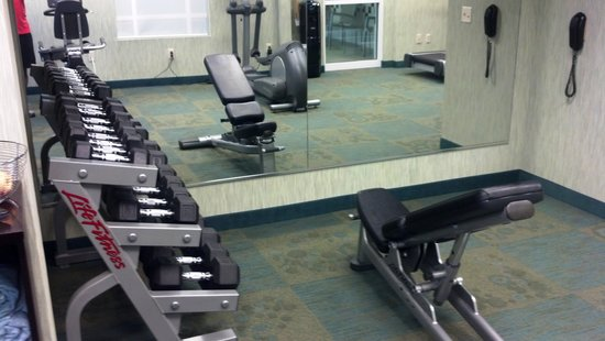 SpringHill Suites Monroeville: Bench with plenty of room