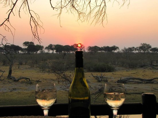 Belmond Savute Elephant Lodge: From Our Tent
