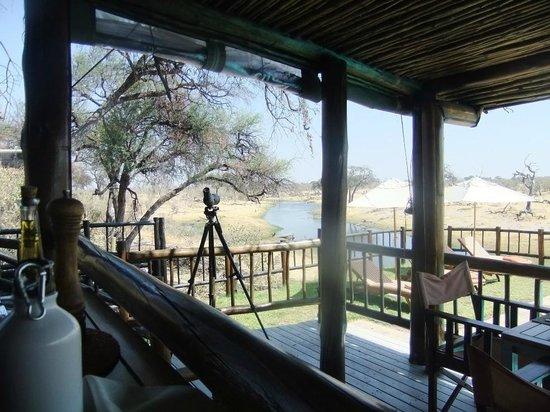 Belmond Savute Elephant Lodge : Savuti Clubhouse