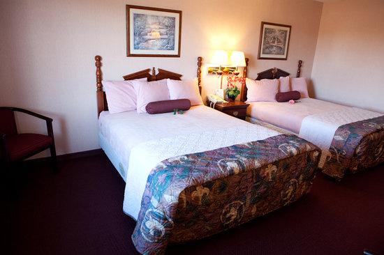 Scenic Hills Inn: queens room