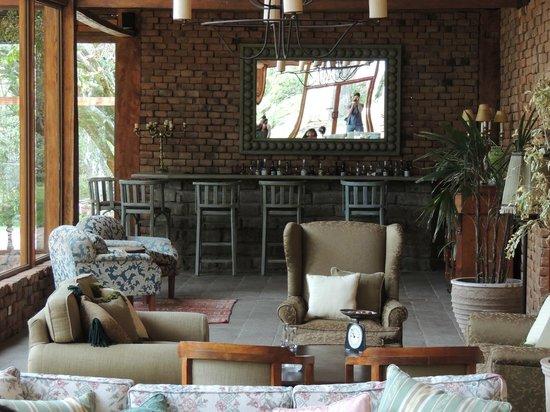 Hacienda Piman Garden Hotel: Bar