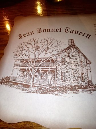Jean Bonnet Tavern: try this place if your in the the area
