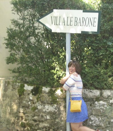 Villa Le Barone : I didn't want to leave!