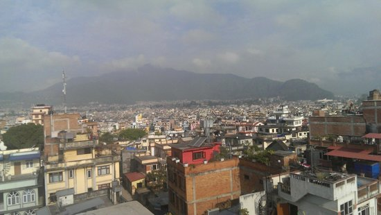 Kathmandu Friendly Home: From the rooftop