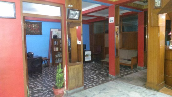 Kathmandu Friendly Home : Lobby