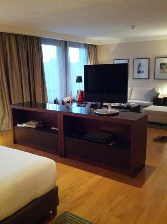 Palacio Duhau - Park Hyatt Buenos Aires: Park Suite in the Modern Building