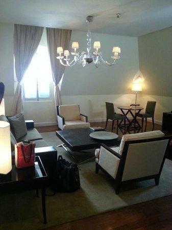 Palacio Duhau - Park Hyatt Buenos Aires: Palace Suite Sitting Area