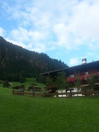 Hotel Alphof: spectacular view