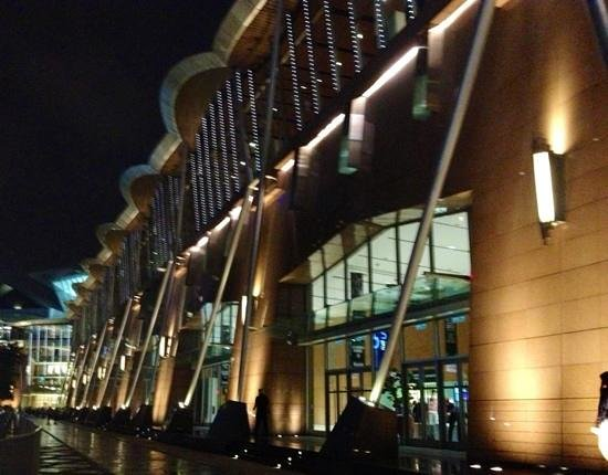 Kuala Lumpur Convention Center : © Copyright art.fotografi.