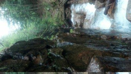 Franconia Notch State Park: The flume