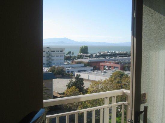 HYATT house Emeryville / San Francisco Bay Area: View from Veranda