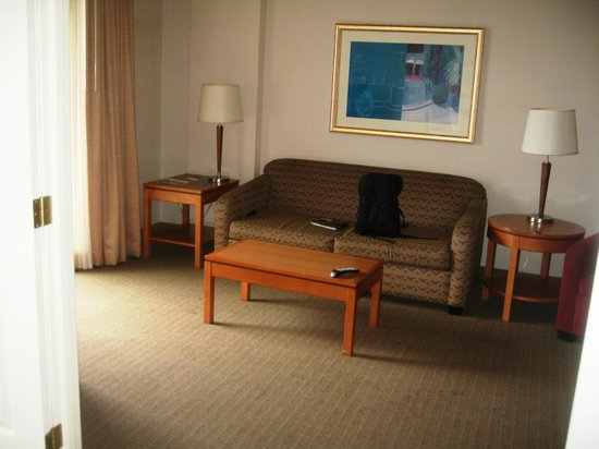 HYATT house Emeryville / San Francisco Bay Area: Sitting area
