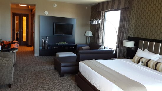 Golden Nugget Hotel: Corner Junior Suite