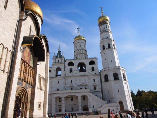 Moscow Marriott Grand Hotel: Chapel in the Kremlin