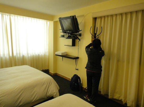 Hatun Pachamama: Room