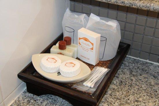 La Maison Hua Hin: Банно-прачечные принадлежности