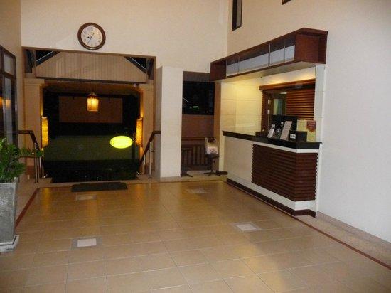 La Maison Hua Hin : Ресепшен