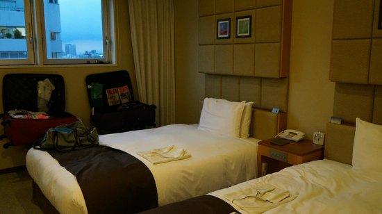 Hotel Sunroute Higashi Shinjuku: Standard Room