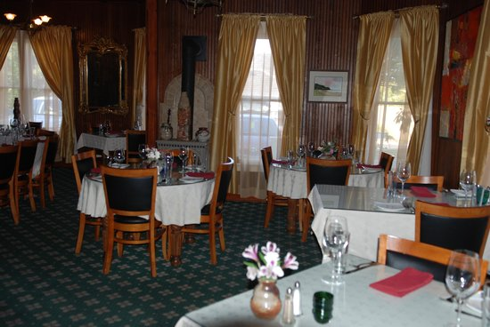 Shelburne Inn: Award winning restaurant