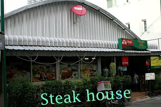 BKK Lumphini Home Stay: How to reach us: Steqak House (Soi Sri Bumphen)
