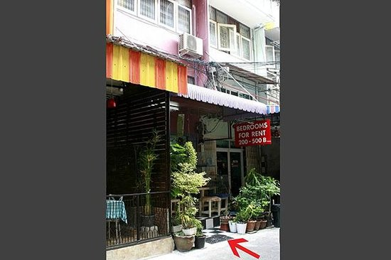BKK Lumphini Home Stay: How to reach us: View