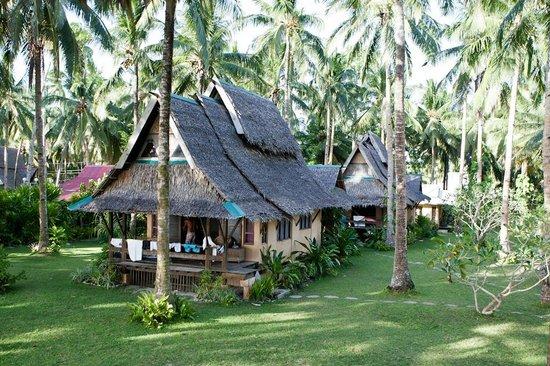 Sagana Resort: Front Cottage