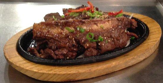 Shik Do Rak: BBQ Beef Ribs