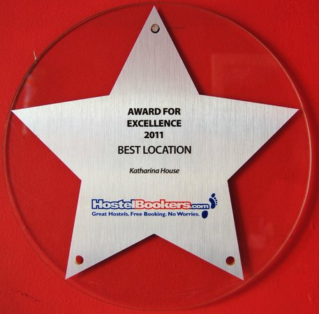 Katharina House: Award