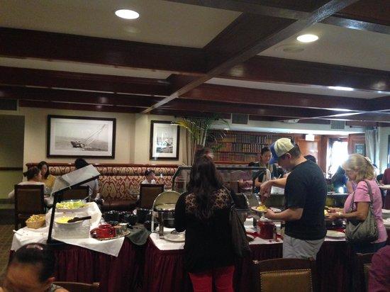 Ayres Hotel & Suites in Costa Mesa - Newport Beach: Restaurant