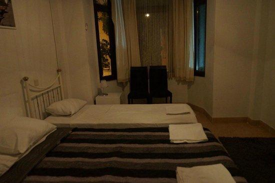 Taksim Unique Residence : 客室