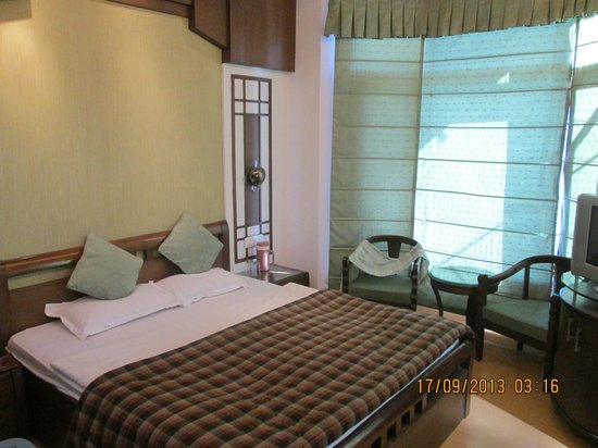 Luxury room picture of hotel grace mount dalhousie for Interno 7 luxury rooms tripadvisor
