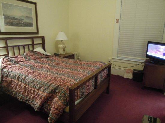 The Grant Hotel: 部屋