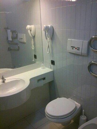 B&B Hotel Ferrara: bagno