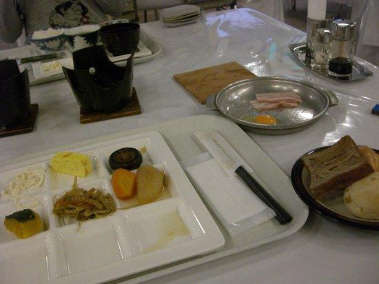 Misasa Royal Hotel: 夕食