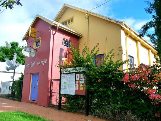 Gulargambone, Australia: 2828 Exterior