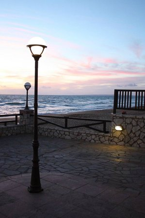 Aldemar Olympian Village: Греческая таверна