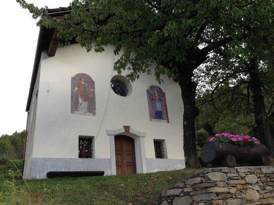 Maison Madeleine: chiesetta