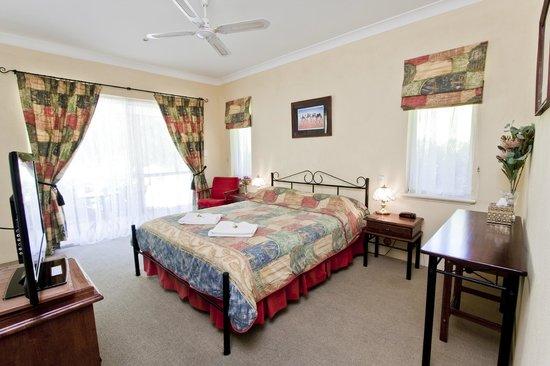 Toby Inlet Bed & Breakfast: Suite