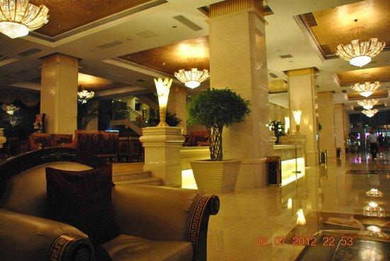 Salvo Hotel Shanghai: La hall
