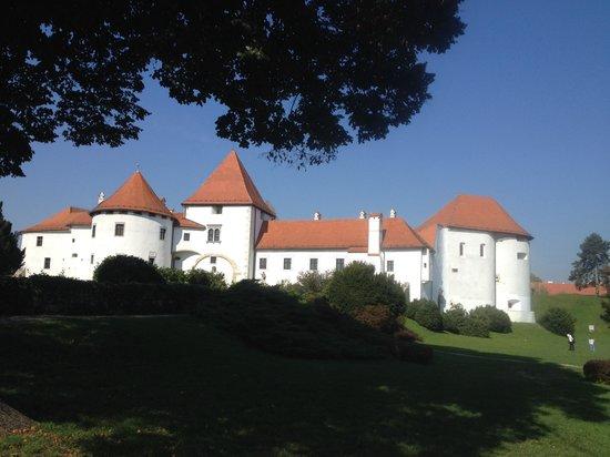 Varazdin (The Old Castle) : The castle Varazdin