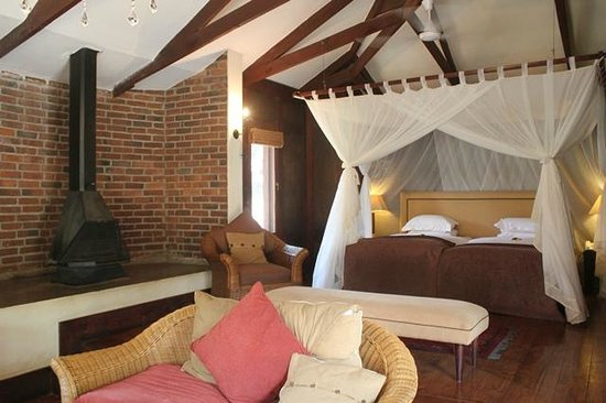 Arusha Coffee Lodge : Romantic touches