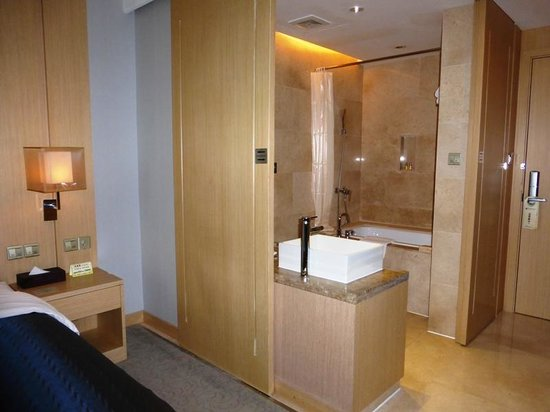 Nanning WinWin Hotel: バスルーム